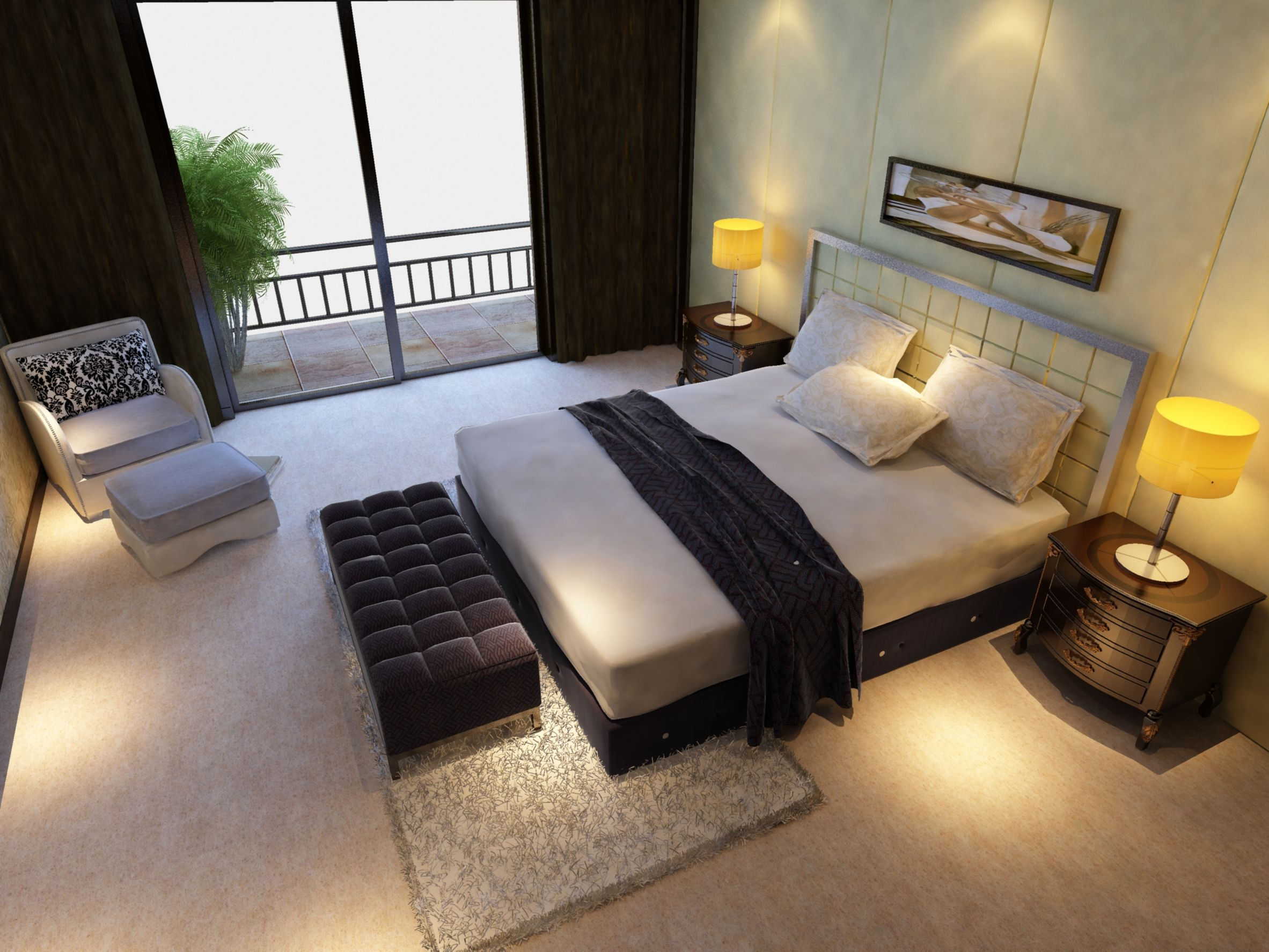Stunning Feng Shui Chambre Nord Ouest Pictures - House ...