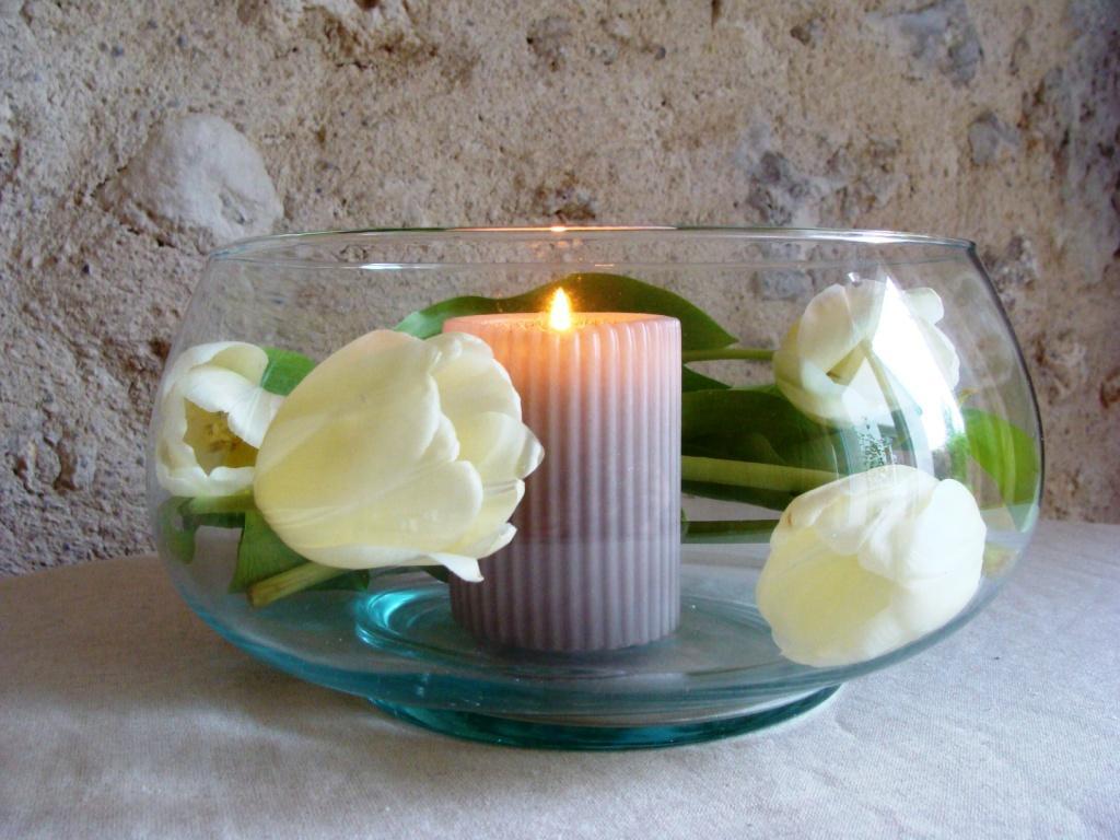 D coration de table astuces pour ravir vos convives - Composition du sel de cuisine ...