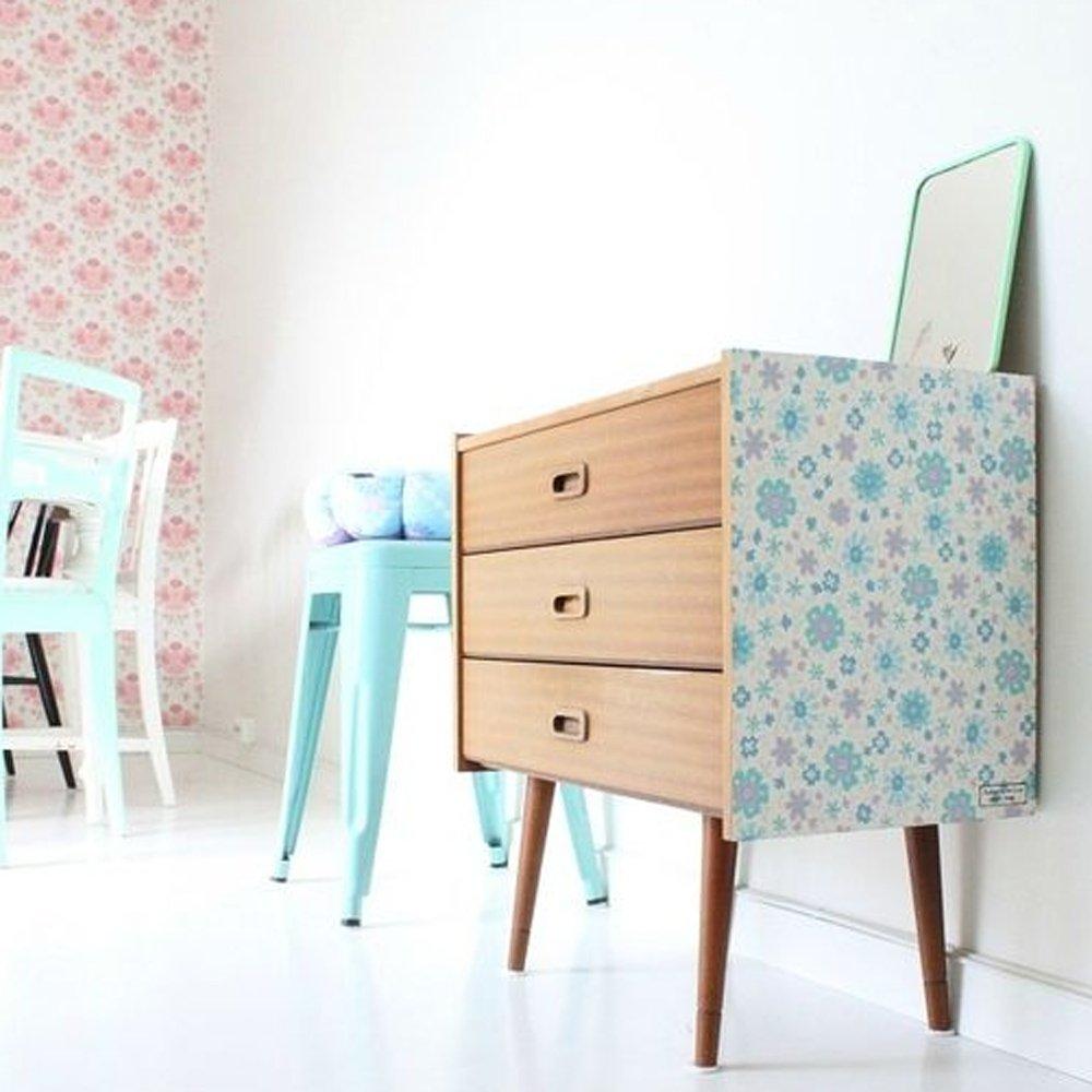 Customiser Un Vieux Meuble Lactivité Facile à Faire Et Jolie - Customiser un vieux meuble 3