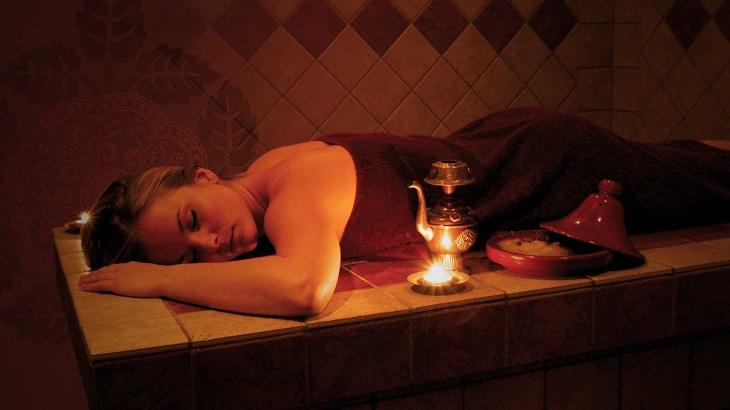 Je me fais plaisir avec un massage oriental 1