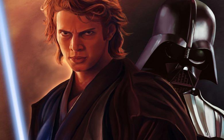 Selon certains spécialistes, Anakin Skywalker, futur Dark Vador, souffrirait de TPB
