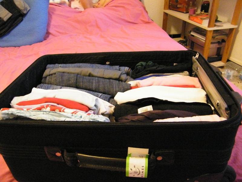 Préparer son départ en vacances
