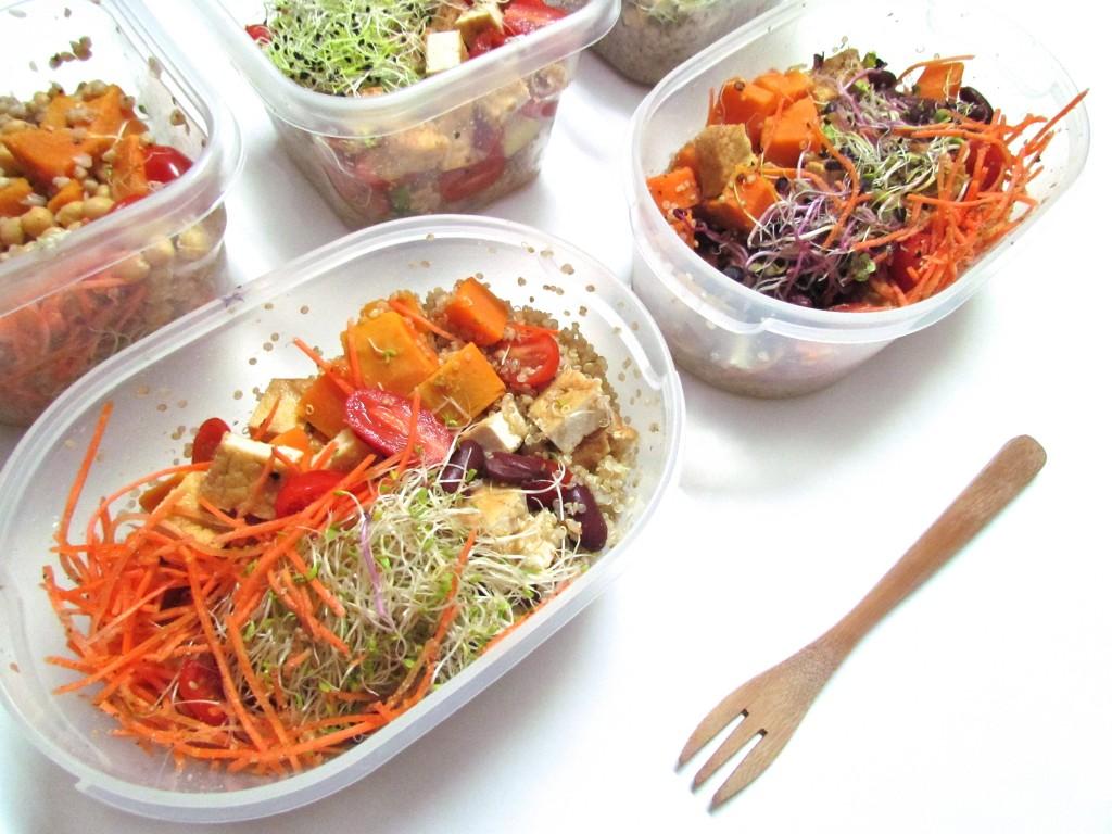 Comment se préparer un bon repas à emporter ?2