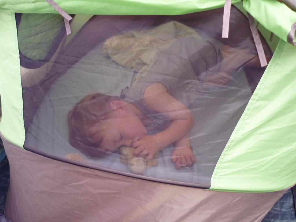 Comment bien dormir en camping ?2