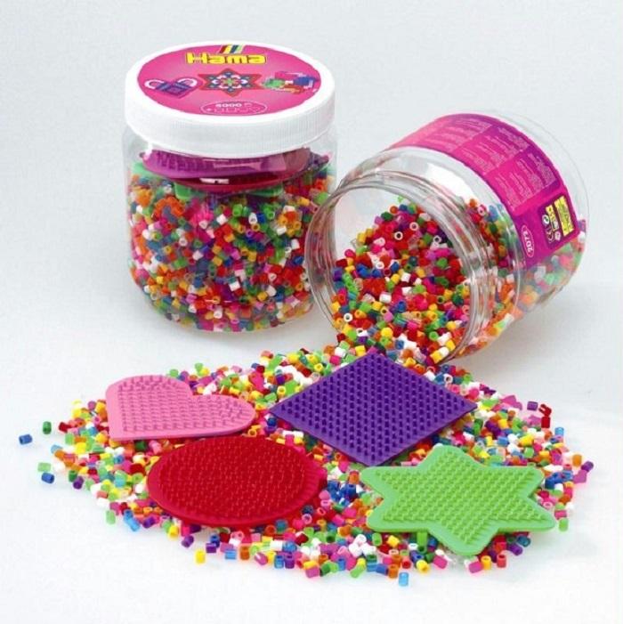 Les perles à repasser : Laissez place à leur imagination !