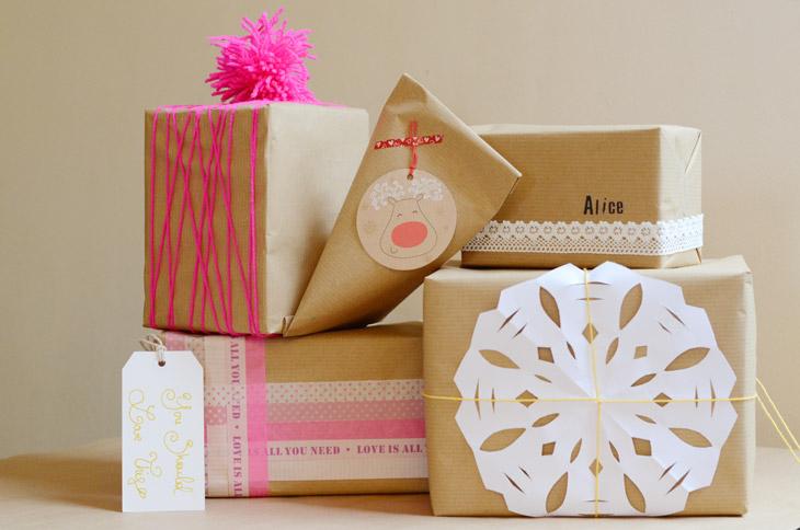 Cadeau original pour un bapt me de quoi faire plaisir - Faire un emballage cadeau original ...
